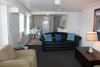 Family Apartment, 1 Bedroom, Kitchen