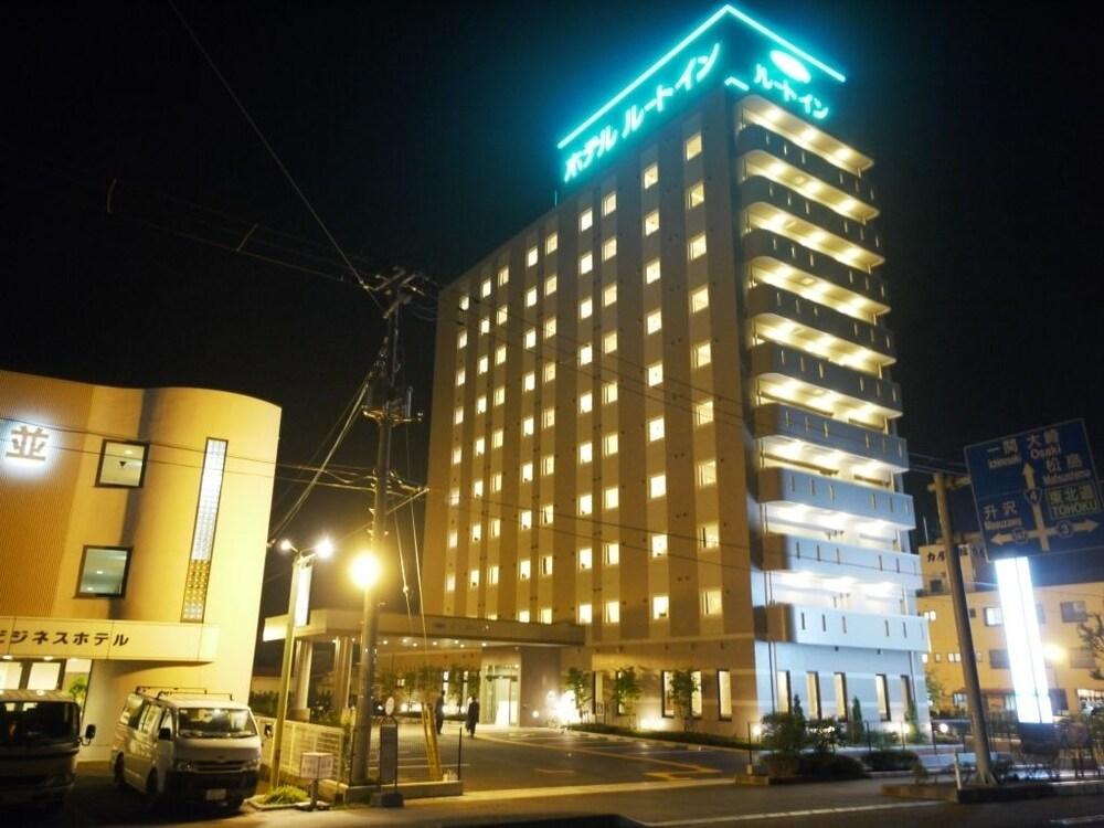 ホテル ルートイン仙台大和インター