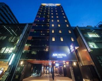APA HOTEL GINZA-KYOBASHI Building design
