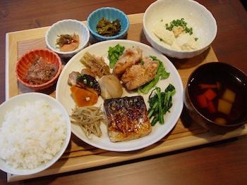 APA HOTEL GINZA-KYOBASHI Breakfast Area