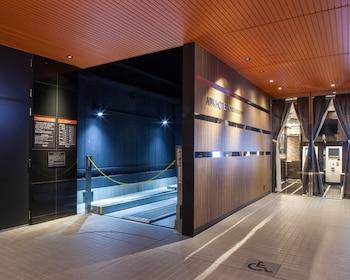 APA HOTEL GINZA-KYOBASHI Parking