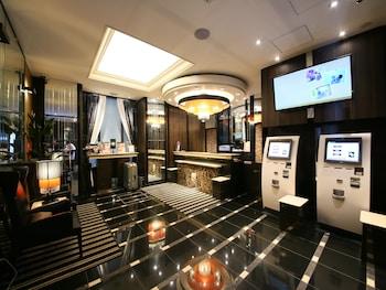 APA HOTEL GINZA-KYOBASHI Lobby