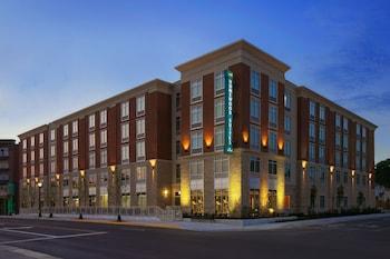 俄亥俄哥倫布/州立大學希爾頓欣庭飯店 Homewood Suites by Hilton Columbus/OSU, OH