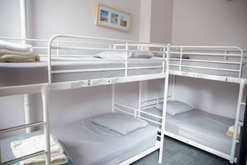 One Bed in 4 Bed Female Dormitory Share