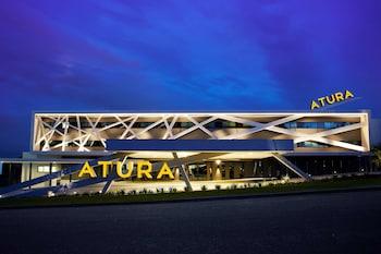 雪梨阿圖拉黑鎮飯店 Atura Blacktown
