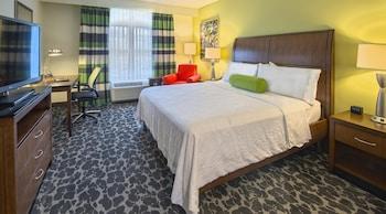 Living Area at Hilton Garden Inn Charleston Waterfront/Downtown in Charleston