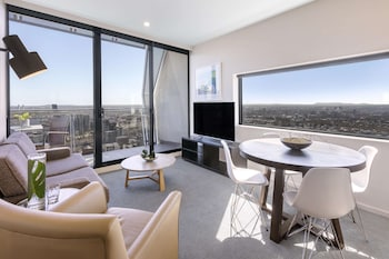 盛橡墨爾本威廉姆街套房飯店 Oaks Melbourne on William Suites