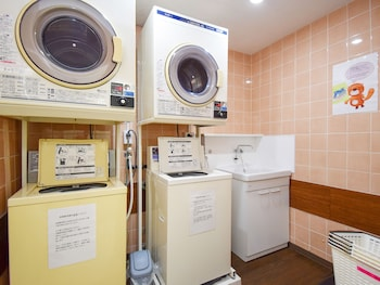 HOTEL MAIRA Laundry Room