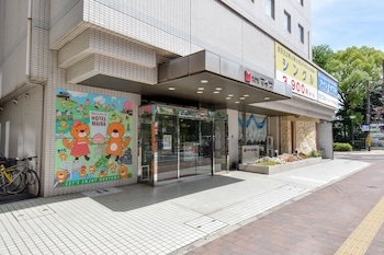 HOTEL MAIRA Property Entrance