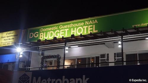 DG Budget Hotel NAIA, Parañaque
