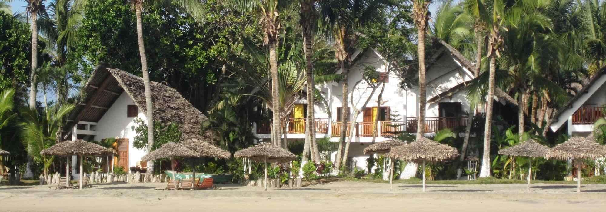 Hôtel Lodge La Pirogue Mahambo, Analanjirofo