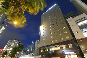 DORMY INN PREMIUM NAMBA NATURAL HOT SPRING Front of Property