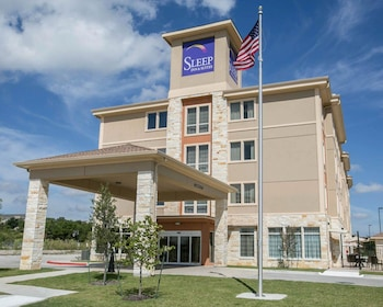 奧斯汀東北斯利普套房飯店 Sleep Inn & Suites Austin Northeast