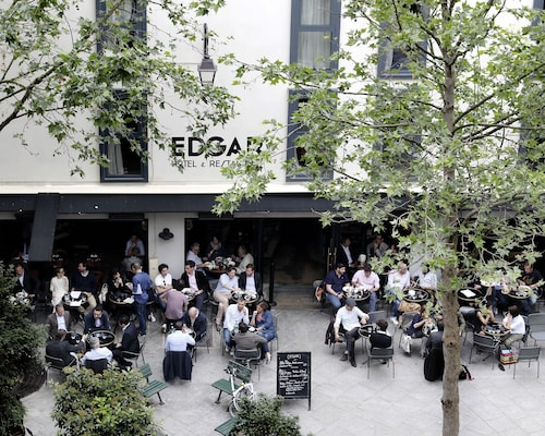 Edgar Restaurant & Hotel, Paris