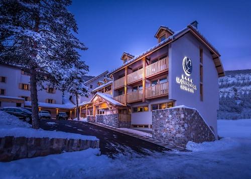 . Le Grand Aigle Hôtel & Spa