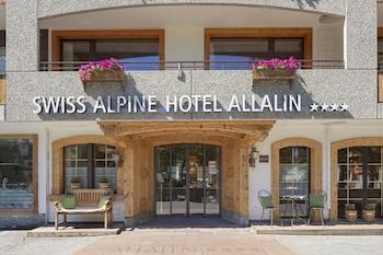 Hotel - Swiss Alpine Hotel Allalin