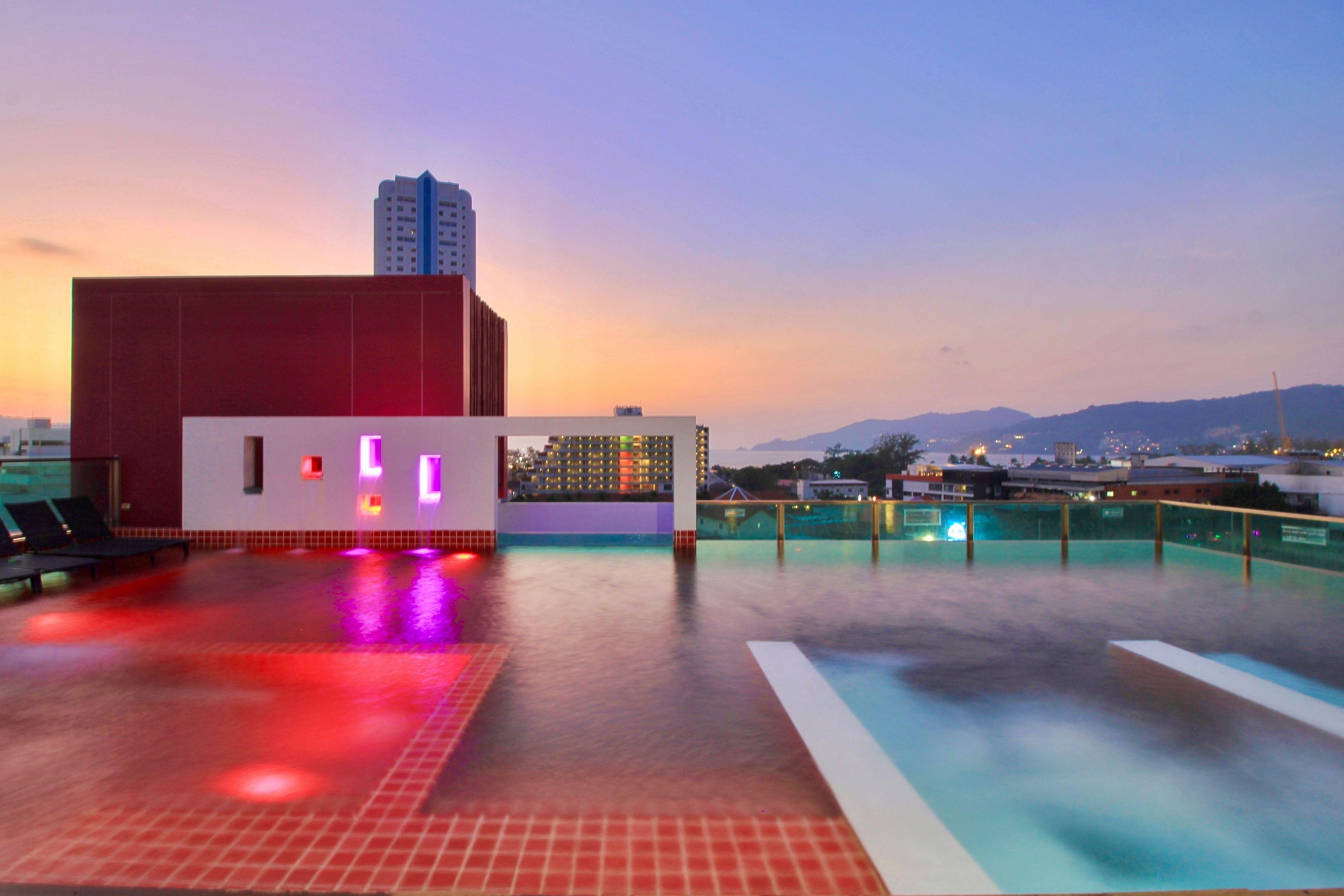 Sleep With Me Design Hotel @ Patong