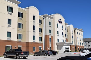 Hotel - Candlewood Suites Monahans