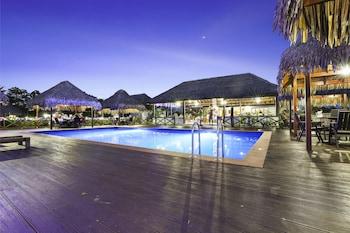 Beachfront Resort - Featured Image