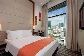Hotel - Holiday Inn Express Singapore Clarke Quay