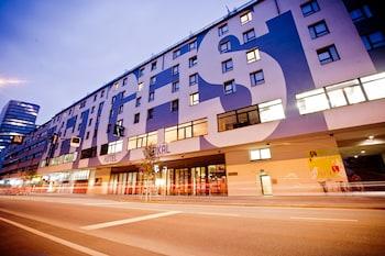 Hotel - Hotel Zeitgeist Vienna Hauptbahnhof