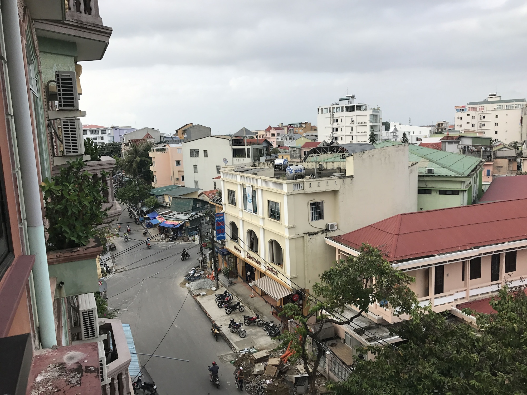 Hong Thien Backpackers Hotel, Huế
