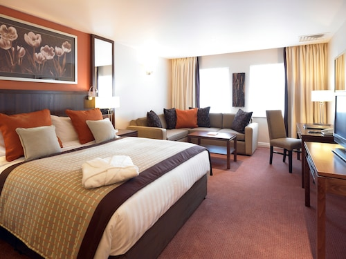 Leeds - Best Western Plus Milford Hotel - z Wrocławia, 28 marca 2021, 3 noce
