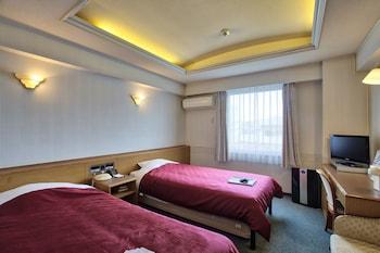 ツインルーム|21㎡|沖縄ホテル