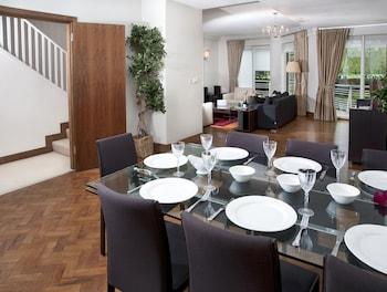 Apartment, 3 Bedrooms, Garden View (Duplex)