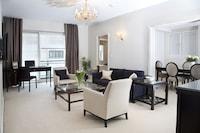 Apartment, 2 Bedrooms, Garden View