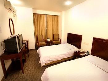 グリーンツリー イン上海ベイワイタン ニングオ ロード ステーション ホテル (格林豪泰上海北外滩宁国路地铁站商务酒店)