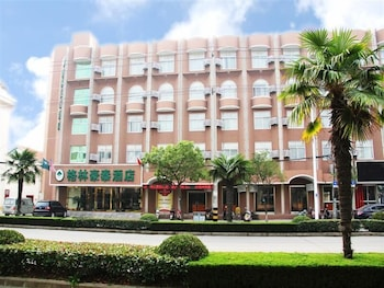 GreenTree Inn Nantong Tongzhou District Government  East Bihua Road Bu