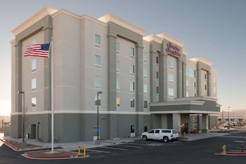 北愛伯克奇 I-25 歡朋套房飯店 Hampton Inn & Suites Albuquerque North/I-25