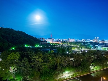 APA Hotel Matsuyamajyo-Nishi - Mountain View  - #0