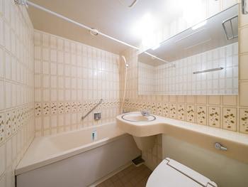 APA Hotel Matsuyamajyo-Nishi - Bathroom  - #0