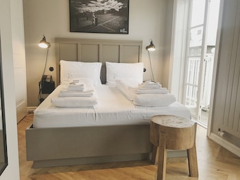 Double Room, 1 Queen Bed