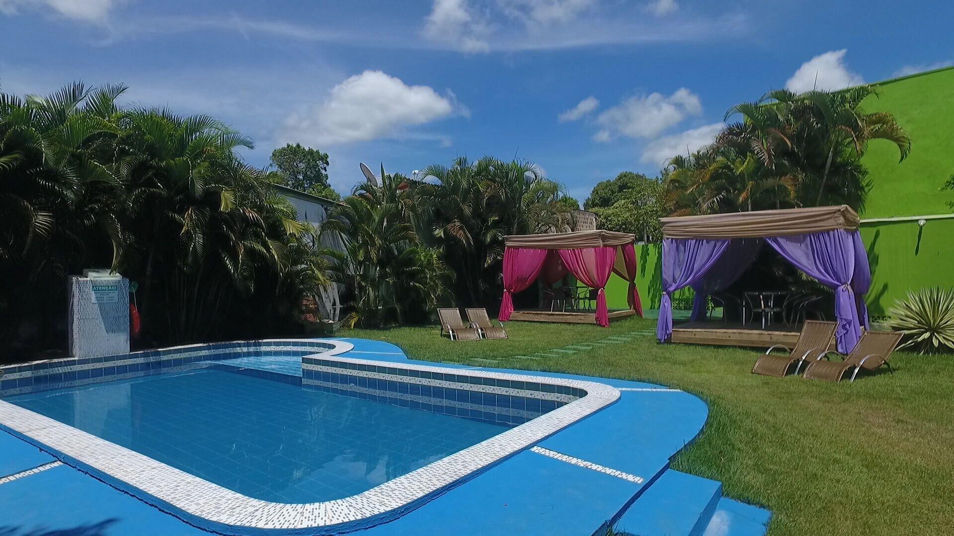 Hotel Caranda Eco Ville, Bonito