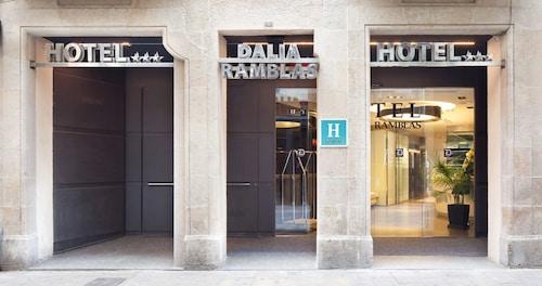 Dalia Ramblas, Barcelona