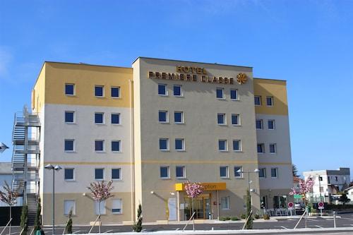 . Première Classe Hotel Saint Etienne - Aéroport Bouthéon