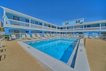 Aqua View 汽車旅館 Aqua View Motel