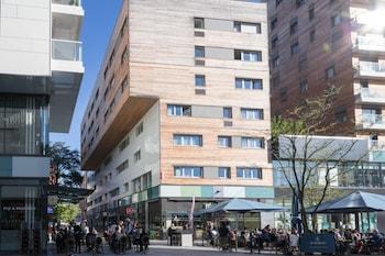 Hotel comfort suites porte de geneve annemasse desde 58 for Hotel appart annemasse