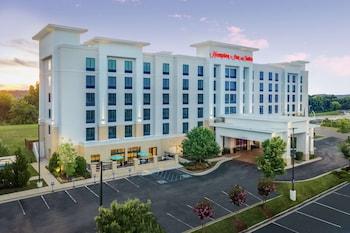 查塔努加漢密爾頓廣場歡朋套房飯店 Hampton Inn & Suites Chattanooga/Hamilton Place