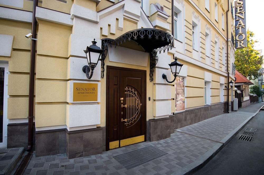 Отель Senator Maidan
