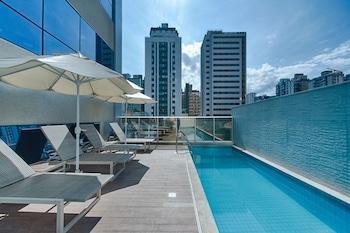 貝羅奥利松薩華斯假日酒店 Holiday Inn Belo Horizonte Savassi