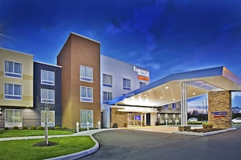 Hotel - Fairfield Inn & Suites Jeffersonville I-71
