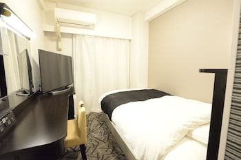 シングルルーム喫煙|アパホテル 高松瓦町