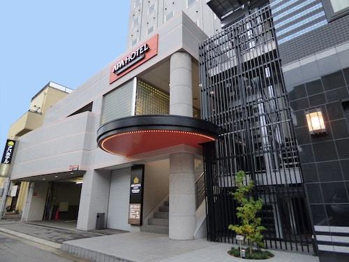 . APA Hotel Takamatsu Kawaramachi