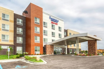 Hotel - Fairfield Inn & Suites Wentzville