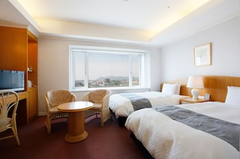 別館 スタンダード ツインルーム 禁煙|26㎡|ホテル 京セラ