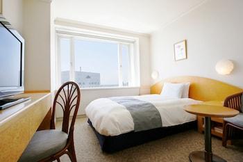 本館 スタンダード シングルルーム 禁煙|19㎡|ホテル 京セラ